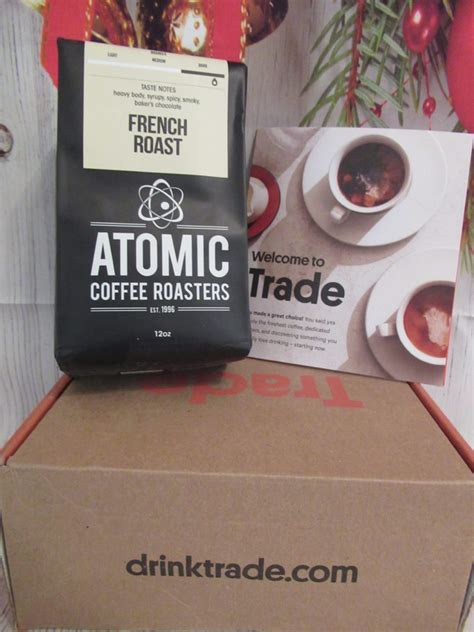 Trade coffee launched in 2018 to help turn coffee drinkers into coffee lovers. Drink Trade #NationalCoffeeDay - Tabbys Pantry Coffee Subscription