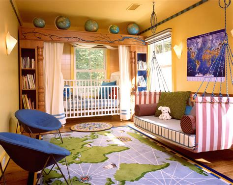 Kids Bedroom Design Ideas For Small Rooms