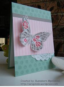39 best Stampin Up! watercolor wings/floral wings images ...