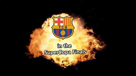 FutbolConnect - #Barcelona advances to the #SuperCopa ...
