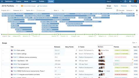 jira template portfolio for jira atlassian