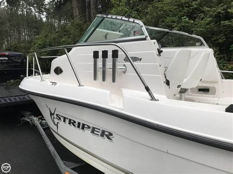 Striper Boats For Sale Vancouver by Walkaround Boats For Sale Boats