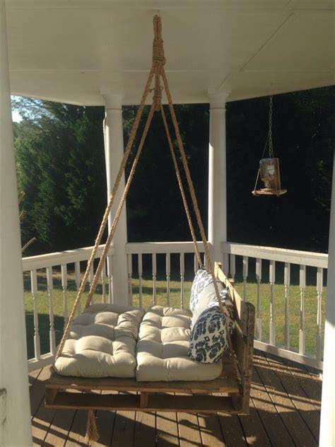 diy pallet bed porch swing pallet furniture plans