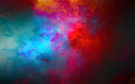 Color Splash Desktop Wallpaper