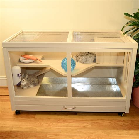 Kitchen Hutch For Sale by New Age Pet Park Ave Ecoflex Indoor Small Animal Hutch