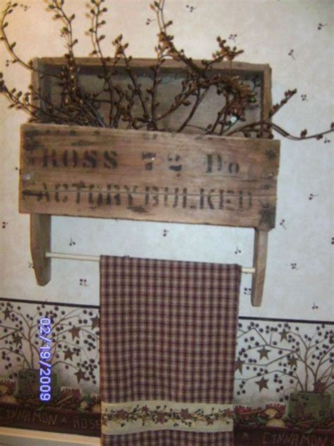 fall decorating with vintage home made ladders Bing