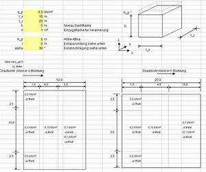 4 über 2 Berechnen : formularis windlast auf wand dach nach din en 1991 1 4 ~ Themetempest.com Abrechnung