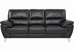 Northway Black Sofa - Sofas (Black)
