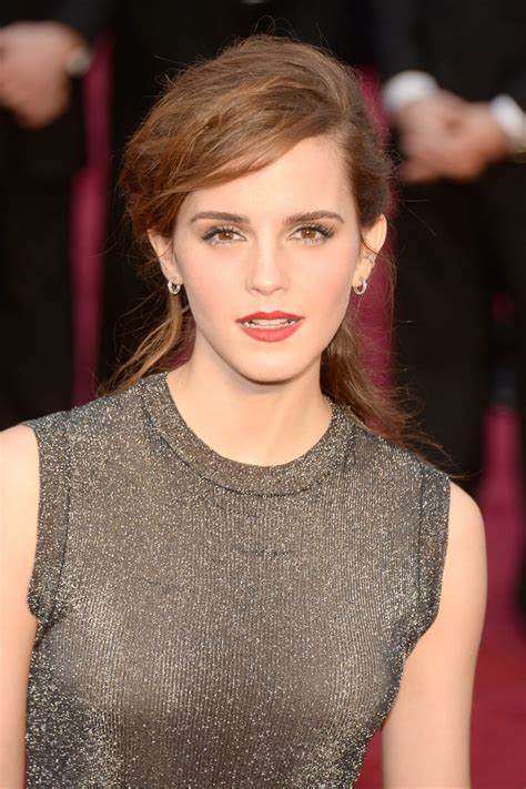 Pictures Emma Watson The Oscars Popsugar