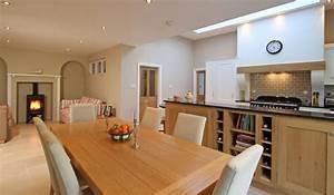 Idee design cuisine salle manger ideeco for Idee deco cuisine avec meuble salle a manger design