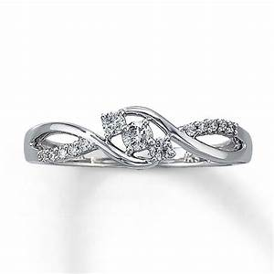 promise rings for girlfriend jared diamond promise With wedding rings for girlfriend