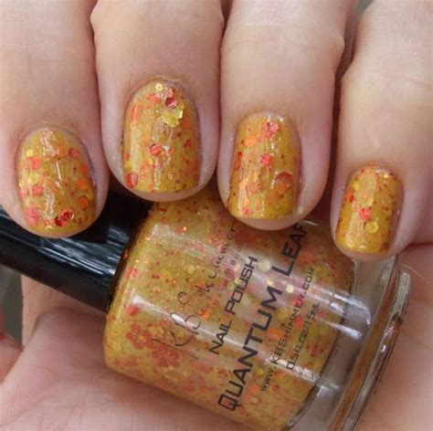 cool thanksgiving  fall nail designs hative