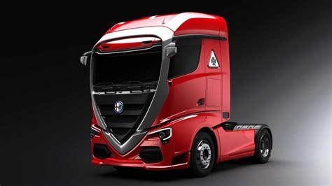 limmaginario  bellissimo camion  alfa romeo lidea