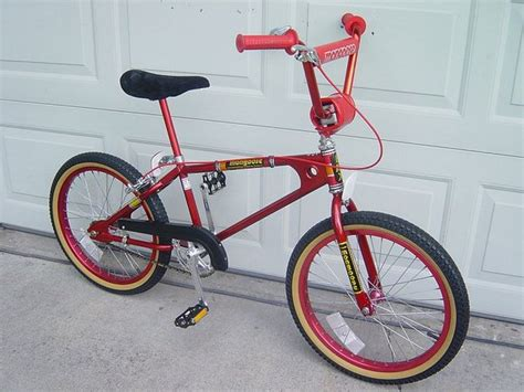 Mongoose Logo 2011 Bmx Bike