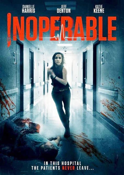 inoperable trailer poster danielle harris film horror