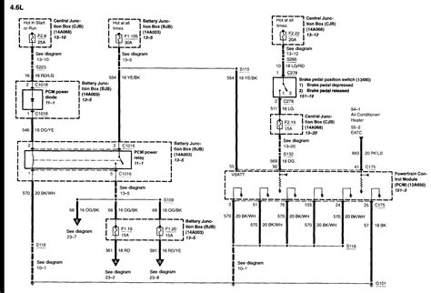 2010 Crown Victorium Wiring Diagram by I A 04 Crown Vic Taxi It Died And Wouldnt Start It Seemed