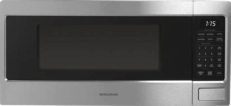 Monogram ZEM115SJSS 1.1 cu. ft. Countertop Microwave Oven