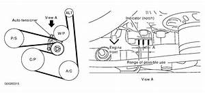 2007 Nissan Altima 25l Belt Diagram
