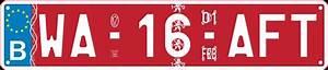 Plaque Transit : l 39 immatriculation temporaire sous plaque x w spf mobilit ~ Gottalentnigeria.com Avis de Voitures