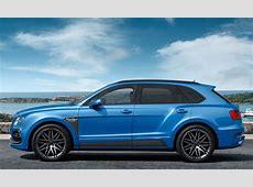 StarTech Bentley Bentayga shows potential PerformanceDrive