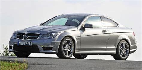 Mercedes-benz C63 Amg Coupe Laptimes, Specs, Performance