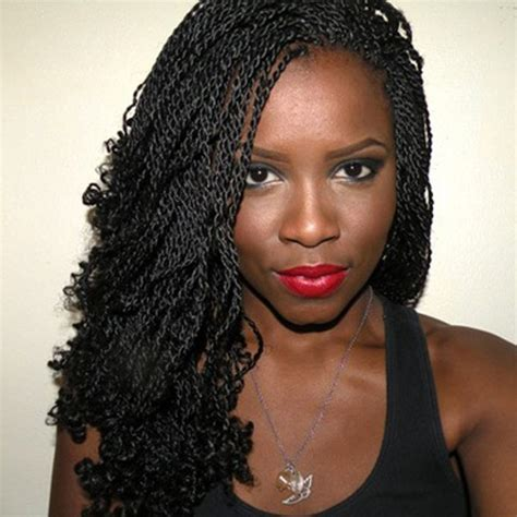 Hairstyles With Twist by 12 Great Senegalese Twist Hairstyles
