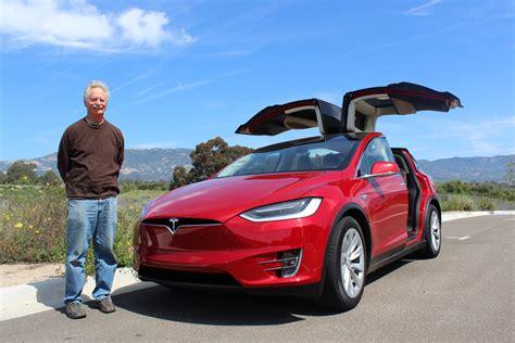 Tesla Model X Is The Best Suv