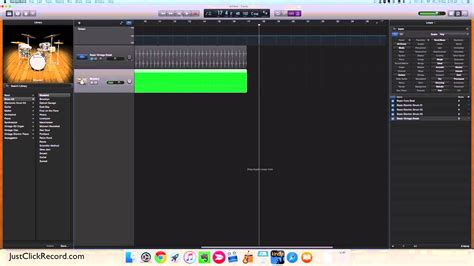 Garageband Track by How To Add A Click Track In Garageband