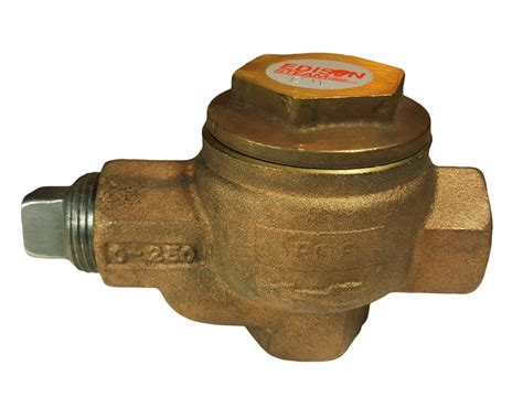 Thermostatic Steam Traps