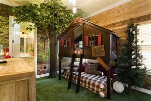 20 Awesome Indoor Tree Houses
