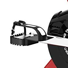 Amazon.com : pooboo Pro Indoor Cycling Bike, Belt Drive ...