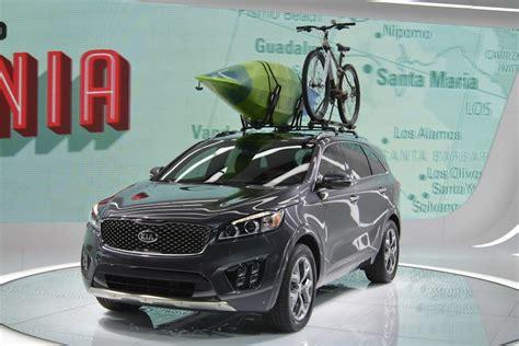 2016 Kia Sorento Has Its North American Debut In Los