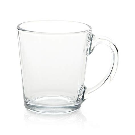 2.50 mb, 3456 x 2304. Moderno Coffee Mug + Reviews | Crate and Barrel | Clear glass coffee mugs, Glass coffee mugs, Mugs