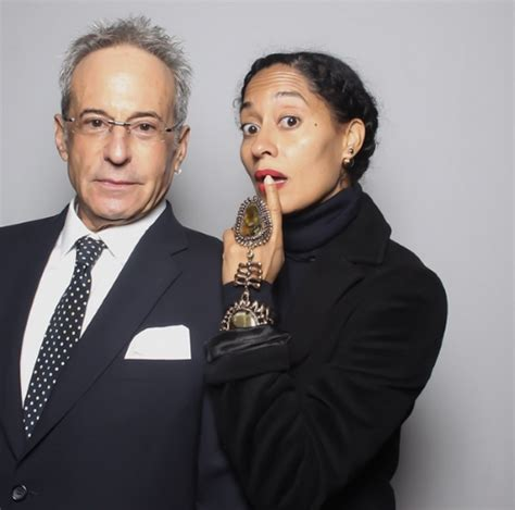 PHOTOSHOOTS: Tracee Ellis Ross Poses With Her Dad, Dishes