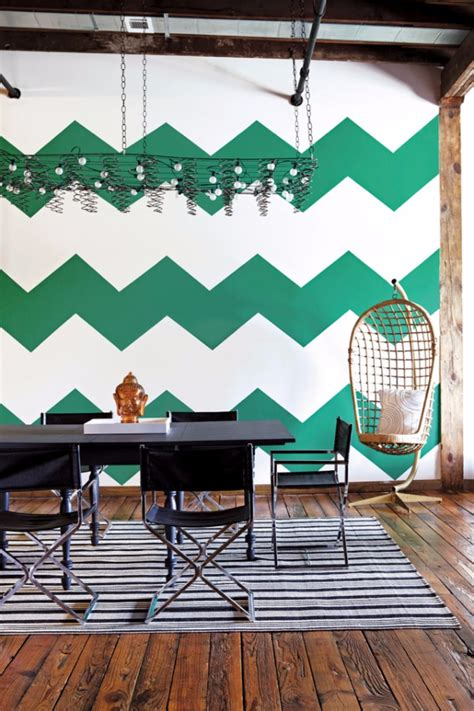 cool ways  paint walls