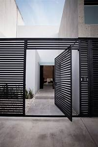 40 modern entrances designed to impress architecture beast With entrance gate designs for home