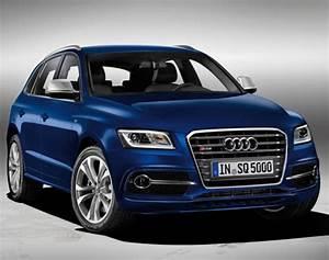 Audi Sq5 Tdi : audi sq5 tdi first s performance model with diesel engine freshness mag ~ Medecine-chirurgie-esthetiques.com Avis de Voitures