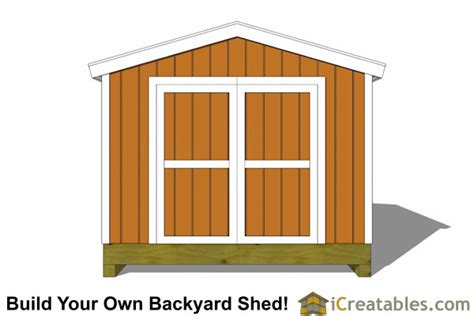 10x12 gable shed material list 10x12 shed plans gable shed storage shed plans