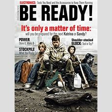 Be Ready! Hits The Newsstand  Shotgun News