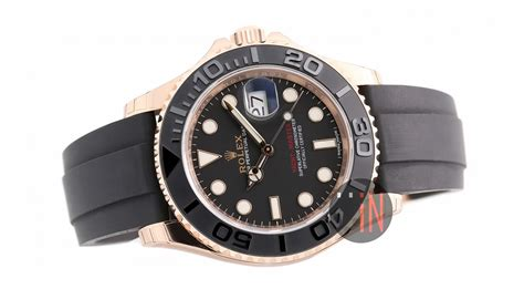 Yacht Master Rubber by Rolex Yachtmaster Gold Rubber Price