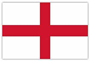 Amazon.com: England St George Cross Flag 5'x3' [Misc ...