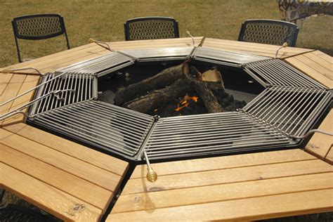 giant grill table  american bbq  korean bbq treatment