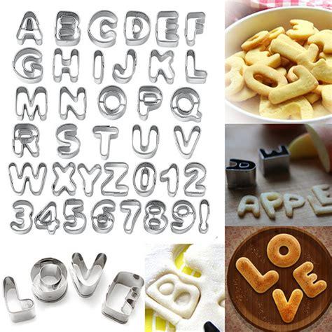 ustensile de cuisine en m en 6 lettres emporte pièce alphabet chiffre lettre moule gateau