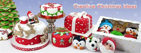 icing and handmade cake decorations