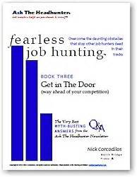 Ask The Headhunter Resume by Ask The Headhunter Nick Corcodilos The Dope On Invitations Ideas