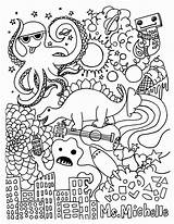 Rancher Coloring Pages Slime Kazoops Sheets Anime sketch template
