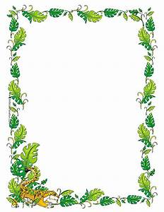 Free Jungle Cliparts Frames, Download Free Clip Art, Free ...