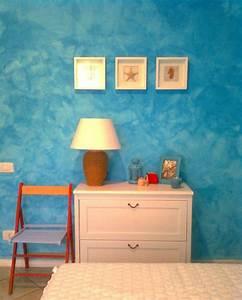 Wand Stellenweise Streichen : mit farbe wandmuster streichen kreative wandgestaltung ~ Watch28wear.com Haus und Dekorationen