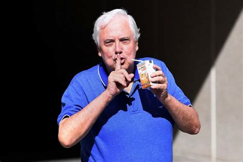 Clive Palmer Claims Taxpayerfunded Flights For Same Day As Queensland Nickel Related Court Case