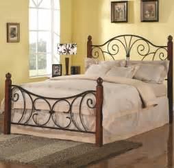 King Size Upholstered Platform Bed